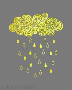 Il faut avouer que le jaune en temps de gris, met du baume au cœur !  #joy #yellow