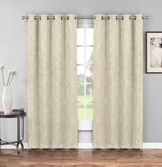 Quality You Can See & Touch - Warm Home Designs 1 Panel of Taupe Insulated Thermal Blackout Curtains. Thick Blackout Drapes sell in 5 colors + & sizes. Thermal Curtains, Grommet Curtains, Diy Curtains, Curtains With Blinds, Blackout Curtains, Window Curtains, Window Coverings, Window Treatments, New Room