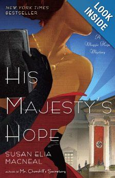 <3 Books [His Majesty's Hope: A Maggie Hope Mystery: Susan Elia MacNeal]