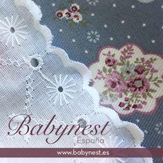 La telas más bonitas para tu Babynest! Www.babynest.es