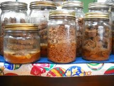 The Homestead Survival   How To Dry Can Meats   Homesteading and Canning