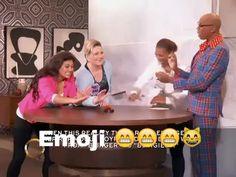 Emoji  #CBS #TheQueenLatifahShow #ConnecTV