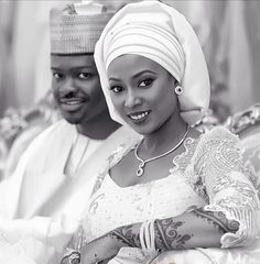 Nigerian couple