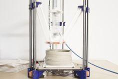 3D printing ceramics