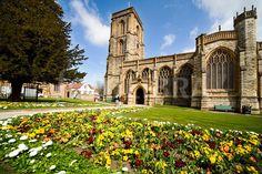 St. John's Parish Church, Yeovil, Somerset,. by David Hansford