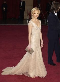 Kate Hudson in Versace at the 2004 Oscars