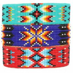 Bracelet perles Harpo | Bracelet perles multicolores indien www.lestrouvaillesdelsa.fr