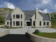 Irish House Plans Buy House Plans Online Irelands Online House Irish Bungalow Designs