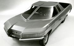 1966 ford ranger II concept truck.