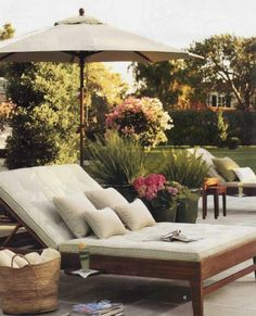 Outdoor Furniture:  Patio Chairs