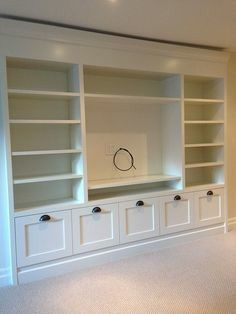 Playroom storage 43 wall units for tv, built in tv wall unit, built in Tv Built In, Built In Bookcase, Built In Tv Cabinet, Built In Wall Shelves, Built In Tv Wall Unit, Floating Shelves, Tv Shelving, Bookshelf Wall, Tv Shelf