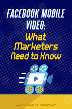 Marketers and video