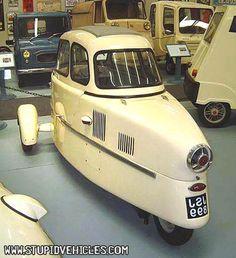Stupid & Strange Vehicles