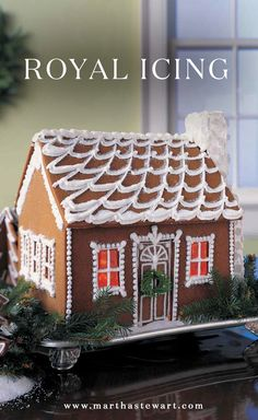 This recipe is used to make our Swedish Gingerbread House, Gingerbread Facade, and Snow-Swept Gingerbread Cottage.
