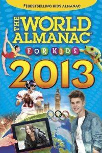 Enter to win a copy of the World Almanac for Kids 2013 $11 value. Ends 9/15