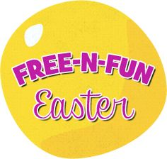 Free-N-Fun Easter crafts, reipes, coloring pages, and basket ideas from Oriental Trading