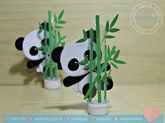 Panda Themed Party, Panda Birthday Party, Panda Party, Bear Party, Birthday Party Decorations, Baby Shower Decorations, Party Themes, Panda Decorations, Panda Baby Showers
