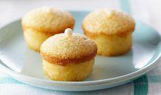Mini Lemon Chiffon Cakes « The Home Channel | DStV Channel 176 | Recipes, DIY, Crafts, Decor