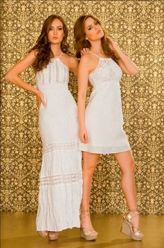 Vestidos blancos The Color Wear / White dresses