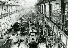 Stratford Railway Works - Stratford Works - Wikipedia, the free encyclopedia