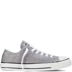 Chuck Taylor All Star Sparkle Knit Silver/White/Black silver/white/black