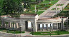 VISIT DENVER   Civic Center Park : downtown