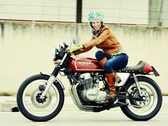 Honda CB 750F Super Sport