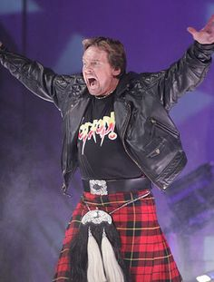 The name is Rowdy Roddy Piper
