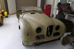 Disassembled For Many Years: 1951 Jowett Jupiter - http://barnfinds.com/disassembled-for-many-years-1951-jowett-jupiter/