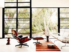 12 Reasons We Still Want an Eames Lounge Chair: And why you should, too! via @mydomaine