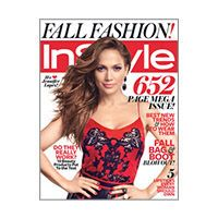 $1.00 off when you buy any ONE InStyle® Magazine