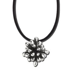 Sterling Silver Firework Necklace | Silver Linings $115