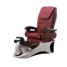 Angel Spa Pedicure Chair offers many versatile features to please your clients, and it is also easy for your technicians to operate. Spa Pedicure Chairs, Pedicure Spa, Manicure And Pedicure, Nail Salon Furniture, Nail Store, Remote Control Holder, Spa Chair, Spa Offers, Massage