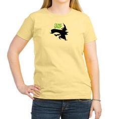 I'll Get You My Pretty Women' T-Shirt - Wizard of Oz Witch shirt - Great for Halloween!