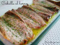 Mackerel Fish, Meatloaf, Fish Recipes, Seafood, Pork, Health, Blog, Cookies, Gourmet