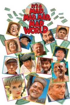 It's a Mad, Mad, Mad, Mad World Amazon Instant Video ~ Spencer Tracy, http://www.amazon.com/dp/B000VHTTKY/ref=cm_sw_r_pi_dp_xxyHvb0HP8XMJ