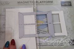 how to for a longer window for hearth and home framelits Wonderland - PPA270