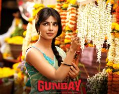 Priyanka Chopra plays Nandita in 'Gunday'. The film releases on February Photo: YRF Photos Of Priyanka Chopra, Priyanka Chopra Hot, Indian Film Actress, Indian Actresses, Miss World 2000, Aditya Chopra, National Film Awards, Most Beautiful Indian Actress, Beauty Queens