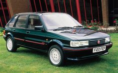 MG Maestro 2.0 EFI. Those white alloys made it even more tacky. Only thing going for it at the time was the performance
