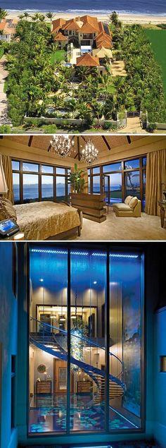 Acqua Liana, Florida – The most luxurious eco mansion