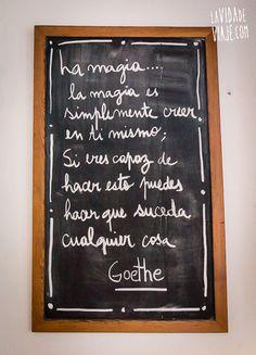 Mensajes en bares bici friendly de Buenos Aires: http://lavidadeviaje.com/buenos-aires-bici-friendly/