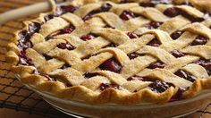 An easy pie gets a head start with refrigerated pie crust, and fabulous flavor from blueberries, raspberries and blackberries.