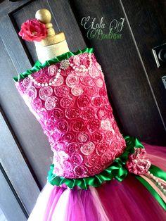 CHOOSE YOUR COLOR Mini Rosette Satin Ribbon Corset - Girls Satin Straps Purple Emerald Lime Ivory Pink Navy Black White Gold Yellow Ribbon by LolaJBoutique on Etsy