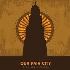 Bringing Your Sci-Fi Story to Life with Audio Drama — Our Fair City — Overcast