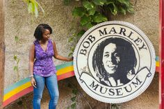 The Bob Marley Museum in Kingston Jamaica is a MUST-SEE for any reggae music lover. Get upclose and personal with the famous Jamaican reggae singer & learn much more than you ever did before!