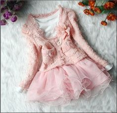 Boutique Designer Fashion 2pc Set Jacket Dress Tutu Chasing Tulle Hesd | eBay   $30 on ebay