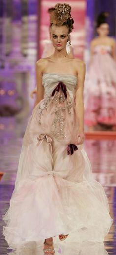 2005 Christian Lacroix Haute Couture Spring-Summer