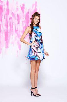 ASKARI Dakota Dress   Flowy a-line dress