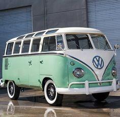 Volkswagen – One Stop Classic Car News & Tips Volkswagen Transporter, Vw T1, Vintage Volkswagen Bus, Wolkswagen Van, Vw Samba Bus, Kombi Home, Vw Classic, Combi Vw, Vw Cars