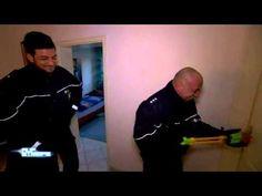 Auf Streife(Sat.1) - Cem Kaya und Michael Weber Lachanfall!!! - YouTube